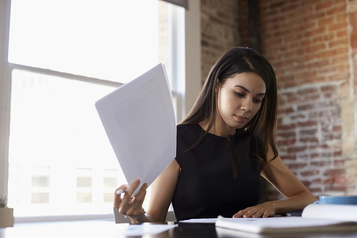Credit Repair paperwork