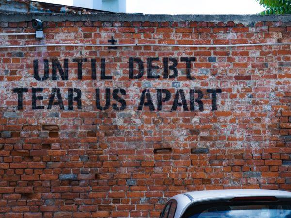 untill debt tear us Apart